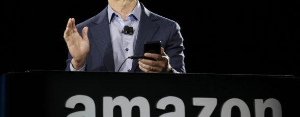Amazon CEO Jeff Bezos.AP Photo/Ted S. Warren | James Alexander Michie