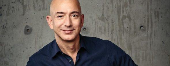 Jeff Bezos James Alexander Michie