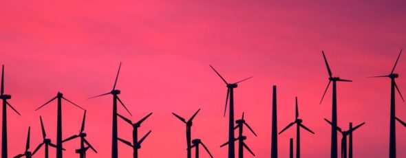 Wind Turbine James Alexander Michie