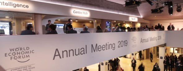 World Economic Forum In Davos Switzerland James Alexander Michie