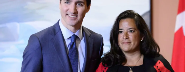 Prime Minister Justin Trudeau and Jody Wilson-Raybould James Alexander Michie