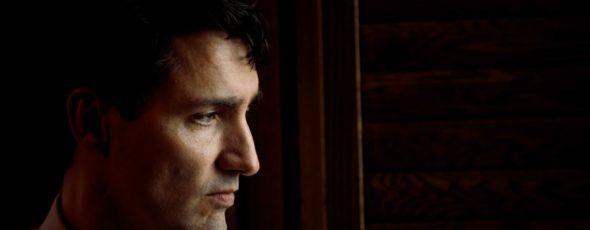Justin Trudeau James Alexander Michie