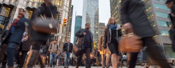 Economy Canada James Alexander Michie