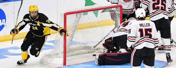 College Hockey News Russ Hons James Alexander Michie