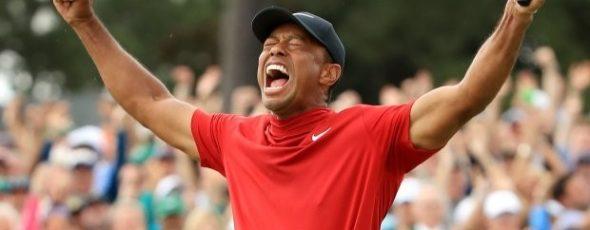 Tiger Wins 2019   James Alexander Michie