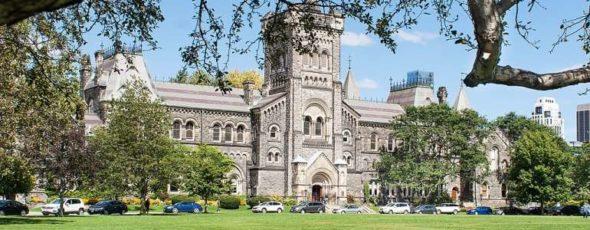 University College, University of Toronto Canada James Alexander Michie