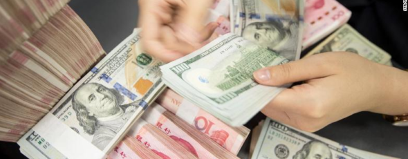 Is a currency war coming? CNN Business Getty Images | James Alexander Michie