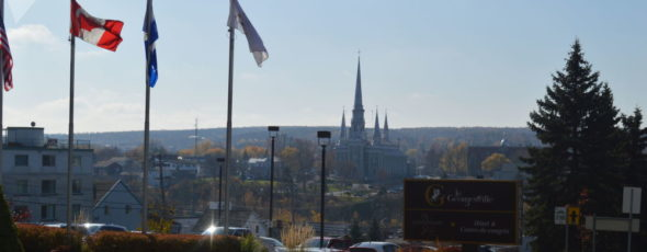 Canada Elections Spuknit International | James Alexander Michie