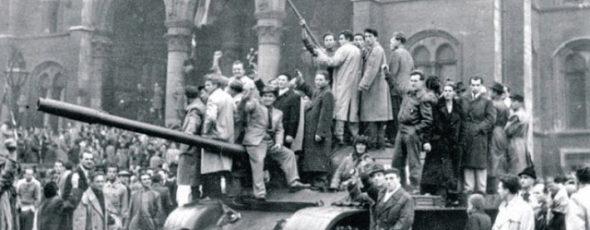 The Hungarian Uprising Against Soviet Rule, 1956 Eurocanadian | James Alexander Michie