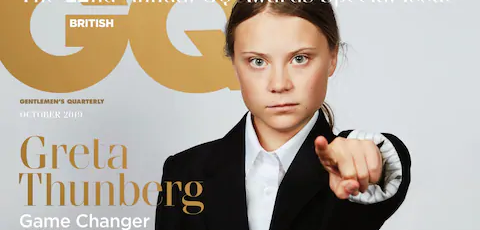 Greta Thunberg Game of the Year The GWPF | James Alexander Michie