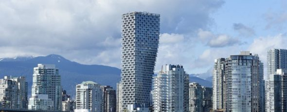 Apartment Building Skyline of Vancouver Bloomberg | James Alexander Michie