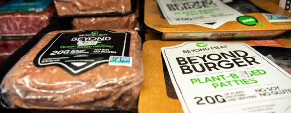 Beyond Meat and rival Impossible Foods Forbes | James Alexander Michie