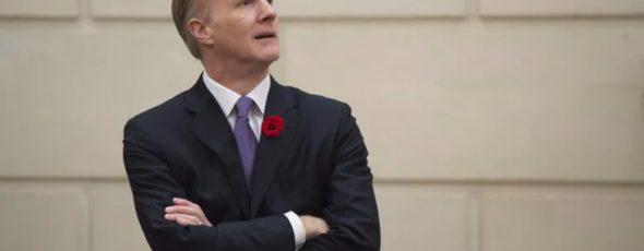 CPPIB Canada Pension CBC News   James Alexander Michie