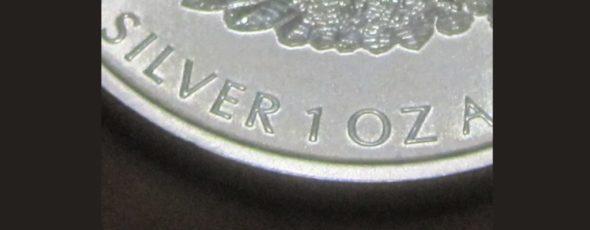 Silver Coin Edge SchiffGold | James Alexander Michie